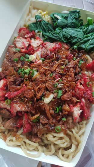 Foto 1 - Makanan di Mie Keriting Siantar Atek oleh Yuli || IG: @franzeskayuli