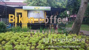 Foto 3 - Eksterior di Bikun Coffee oleh Jakartarandomeats