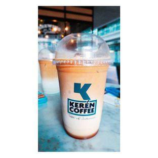 Foto - Makanan(White Chocolate \Mocha) di Keren Coffee oleh Dyan Nitasari