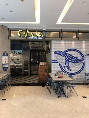 Foto 4 - Interior di Fish & Co. oleh @Sibungbung