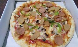 Et Veteran Pizza