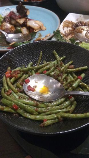 Foto 4 - Makanan(String Ebi Bean (IDR 68k) ) di Penang Bistro oleh Renodaneswara @caesarinodswr