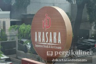 Foto 26 - Eksterior di Akasaka Japanese Steak & Ice Cream oleh Jakartarandomeats