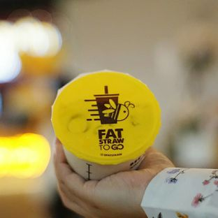Foto review Fat Straw oleh @demialicious  6