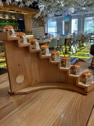 Foto review Okinawa Sushi oleh @muskEATeers  4