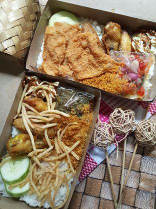 Foto 2 - Makanan di Nasi Kulit Pas Kantong oleh Stallone Tjia (Instagram: @Stallonation)