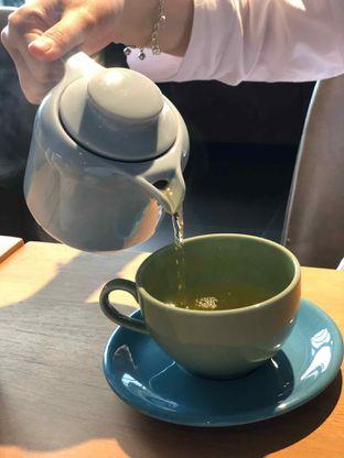 Foto 6 - Makanan(hot ocha) di Gion Japanese Grill & Chill oleh Budi Lee