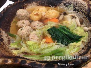 Foto 3 - Makanan(Tori Dango Nabe) di Ootoya oleh Merry Lee
