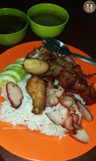 Foto 2 - Makanan(Nasi campur) di RM Afui Masakan Kalimantan oleh Jenny (@cici.adek.kuliner)