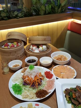 Foto 1 - Makanan di Din Tai Fung Chef's Table oleh Stallone Tjia (@Stallonation)