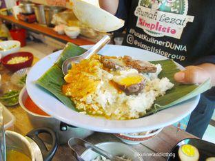 Foto 1 - Makanan di Warung Sego Nusantara oleh Kuliner Addict Bandung