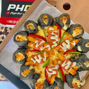 Foto review Pizza Hut Delivery (PHD) oleh denise elysia 1