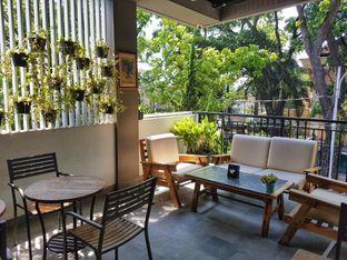 Foto 1 - Eksterior(Upstair Terrace) di Bellamie Boulangerie oleh Rinni Kania