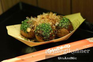 Foto 1 - Makanan di Gindaco oleh UrsAndNic