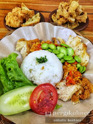 Foto - Makanan di Bakso & Ayam Geprek Sewot oleh Sidarta Buntoro
