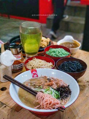 Foto 1 - Makanan di Universal Noodle Ichiro Chazuke Ramen Market oleh Nicole || @diaryanakmakan