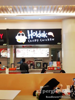 Foto review Holdak Crispy Chicken oleh Sillyoldbear.id  2