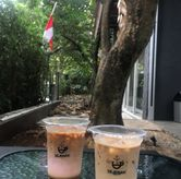 Foto Ice Starwberry Sejenak di Sejenak Coffee