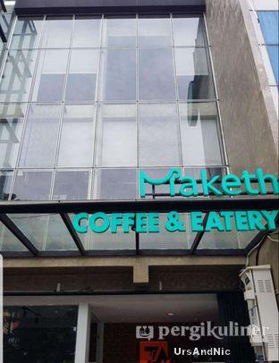 Foto 6 - Eksterior di Maketh Coffee & Eatery oleh UrsAndNic