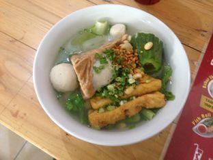 Foto 2 - Makanan di Bakso Ikan Telur Asin Ahan oleh Saya Laper