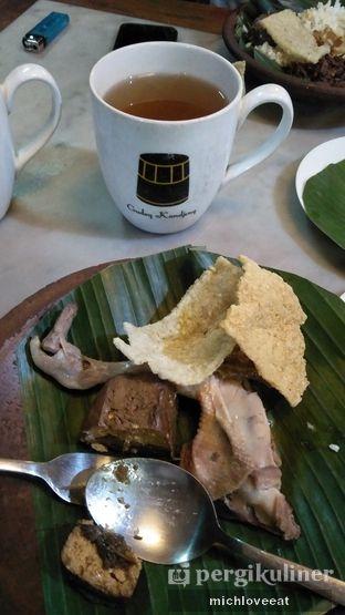 Foto 1 - Makanan di Gudeg Kandjeng oleh Mich Love Eat