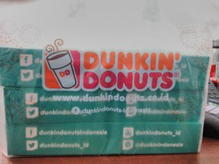 Foto 8 - Makanan di Dunkin' Donuts oleh Nurul Fitriya