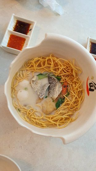 Foto 1 - Makanan di Fish Village oleh Naomi Suryabudhi