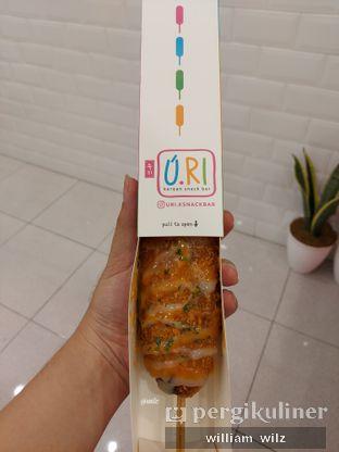 Foto review Uri Korean Snack Bar oleh William Wilz 1