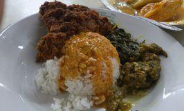 Rumah Makan Padang Raya II