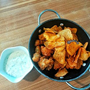 Foto 7 - Makanan(Cajun Pop Shrimp ) di B'Steak Grill & Pancake oleh duocicip