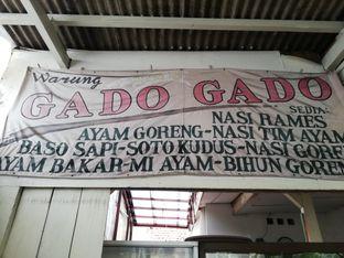Foto 1 - Interior di Warung Gado Gado Mangga Besar oleh @duorakuss