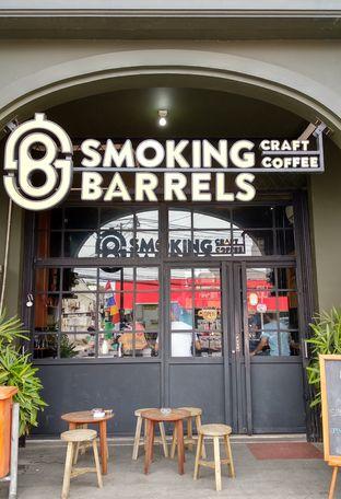 Foto review Smoking Barrels oleh Ika Nurhayati 1