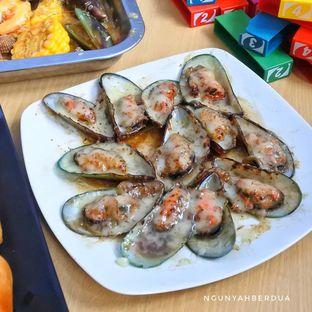 Foto 1 - Makanan di Kantin Seafood Nyengir oleh ngunyah berdua