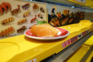 Foto 2 - Makanan di Genki Sushi oleh inggie @makandll