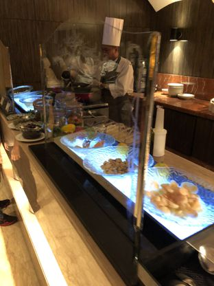 Foto review The Cafe - Hotel Mulia oleh Freddy Wijaya 16