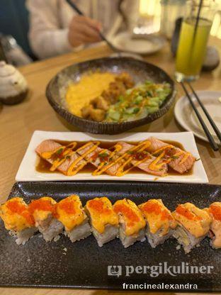 Foto 4 - Makanan di Okinawa Sushi oleh Francine Alexandra