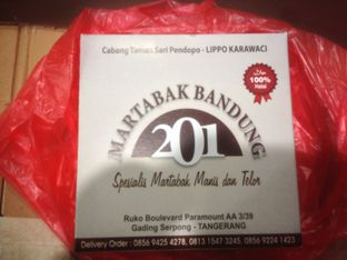 Foto 1 - Makanan di Martabak Bandung 201 oleh Komentator Isenk