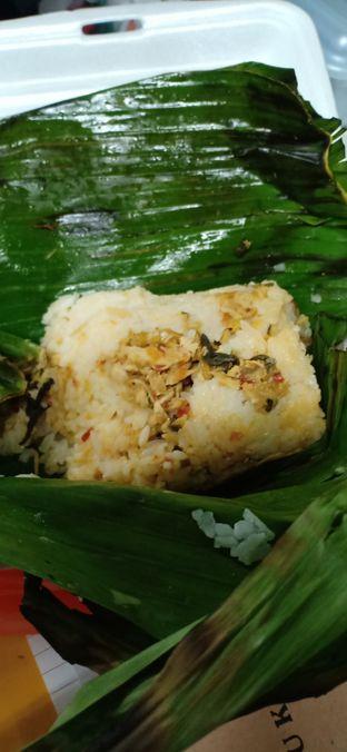 Foto - Makanan(Nasi bakar ayam) di Glory's Aneka Sate & Nasi Bakar oleh Nita17