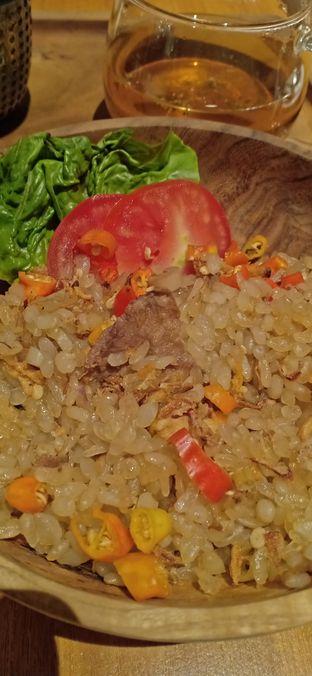 Foto 1 - Makanan(Konnyaku Fried Rice) di Lumine Cafe oleh Dwi Izaldi