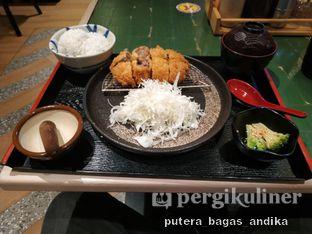 Foto 1 - Makanan(Gyu Menchi Katsu) di Kimukatsu oleh Putera Bagas Andika
