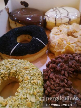 Foto - Makanan di J.CO Donuts & Coffee oleh dinny mayangsari