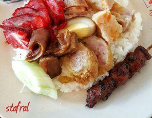 Foto - Makanan(Nasi Campur) di Kedai Kenanga oleh Stanzazone
