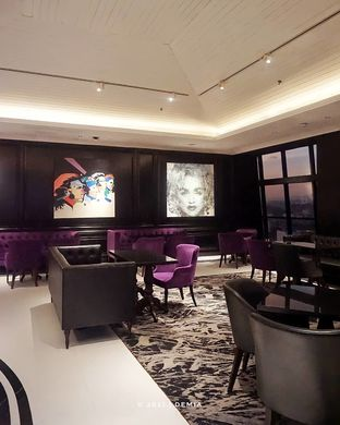 Foto review Saffron Restaurant - Hotel Four Points by Sheraton oleh @demialicious  10