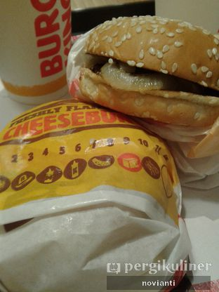 Foto review Burger King oleh Ika Novianti @ika.yap 3