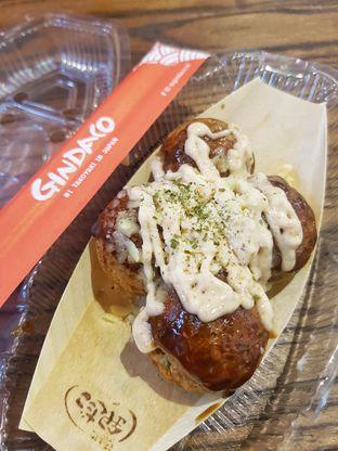 Foto 2 - Makanan di Gindaco oleh Yuli || IG: @franzeskayuli
