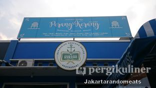 Foto 3 - Eksterior di Perang Kerang - Barbarian Seafood House Restaurant oleh Jakartarandomeats