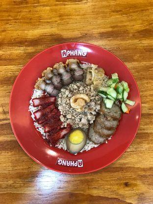 Foto 1 - Makanan di Nasi Campur Aphang oleh Levina JV (IG : levina_eat )