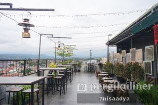 Foto review Tre Monti Sky Lounge - Agria Hotel oleh Anisa Adya 14