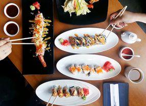 Gimana Sih Cara Makan Sushi yang Benar?