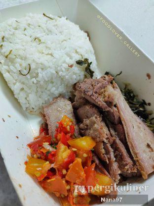 Foto 4 - Makanan di Daging Asap Sambal oleh Nana (IG: @foodlover_gallery)